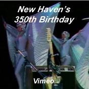 Watch 'New Haven's 350th Birthday' by artist Bob Gregson on Vimeo