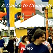 View 'A Cause to Celebrate' by artist Bob Gregson on Vimeo